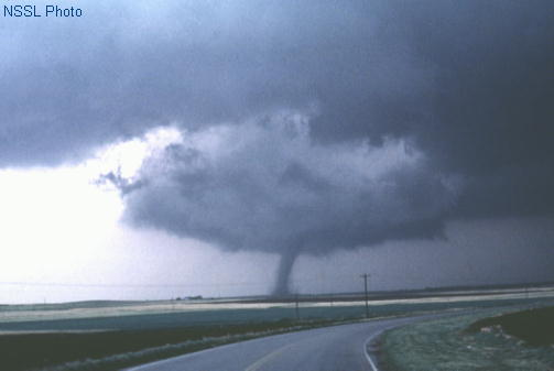 Besides An Obviously Visible Tornado Here Are Some Things To Look And Listen For