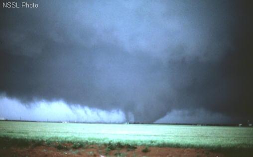 Public Domain Tornado Images (Online Tornado FAQ)