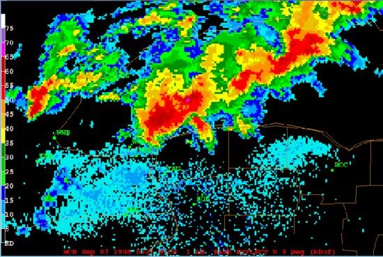 SupercellSept - Nws buffalo radar