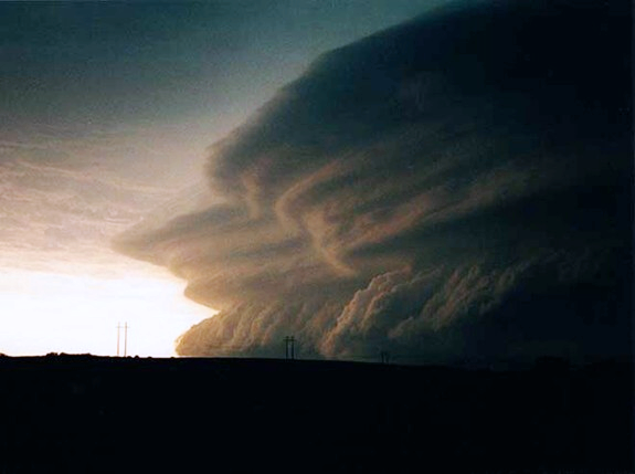 facts about derechos very damaging windstorms