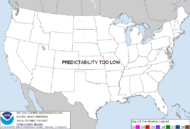 Storm Prediction Center Fire Outlook Days 3-8