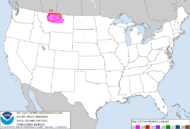 Experimental Day 3-8 Fire Weather Outlook