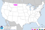 SPC Day 3 Fire Weather Outlook