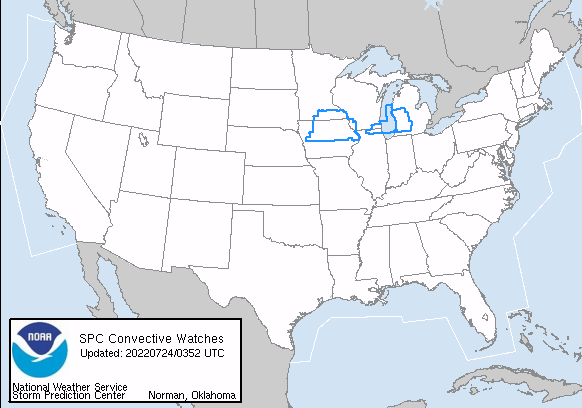 Valid SPC Convective Watches graphic and text