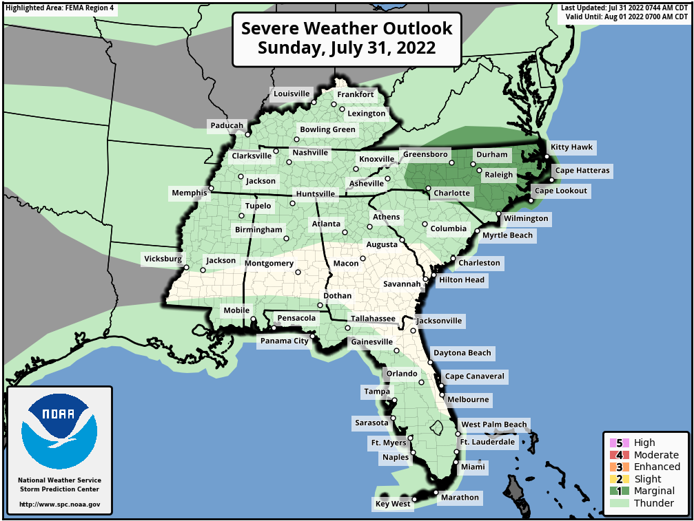North Georgia WX and DaculaWeather com