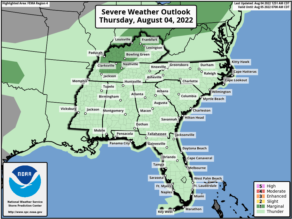 Area Forecast Discussions Afd From The Nws