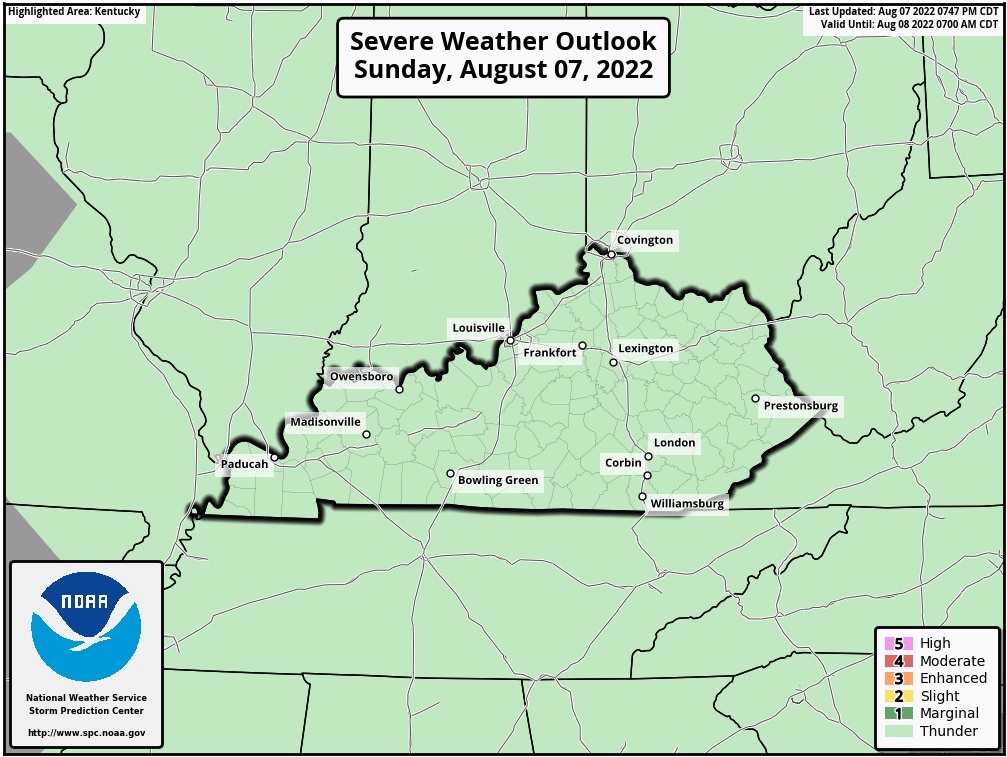 Chris Bailey's Kentucky Weather | Just another Kentucky com Blogs weblog