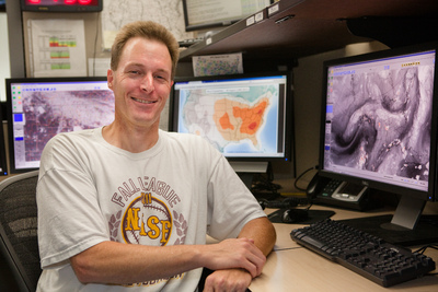 Image of Rich Thompson, Lead Forecaster